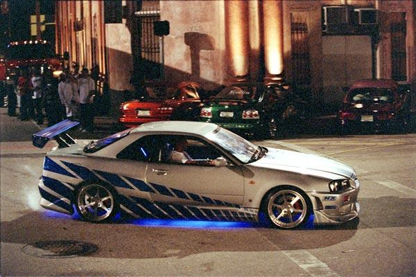 The Fast & Furious Cars - Which One Floats Your Boat ...Fast And Furious Cars Skyline