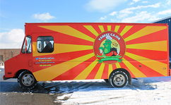 Food Truck Wraps | Washington DC, Maryland, and Virginia