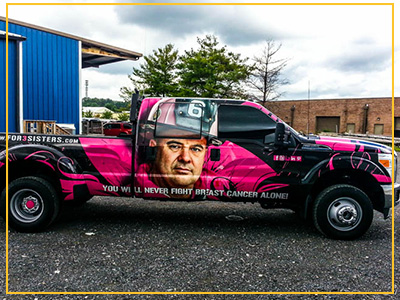 Gallery Vehicle Wrapping