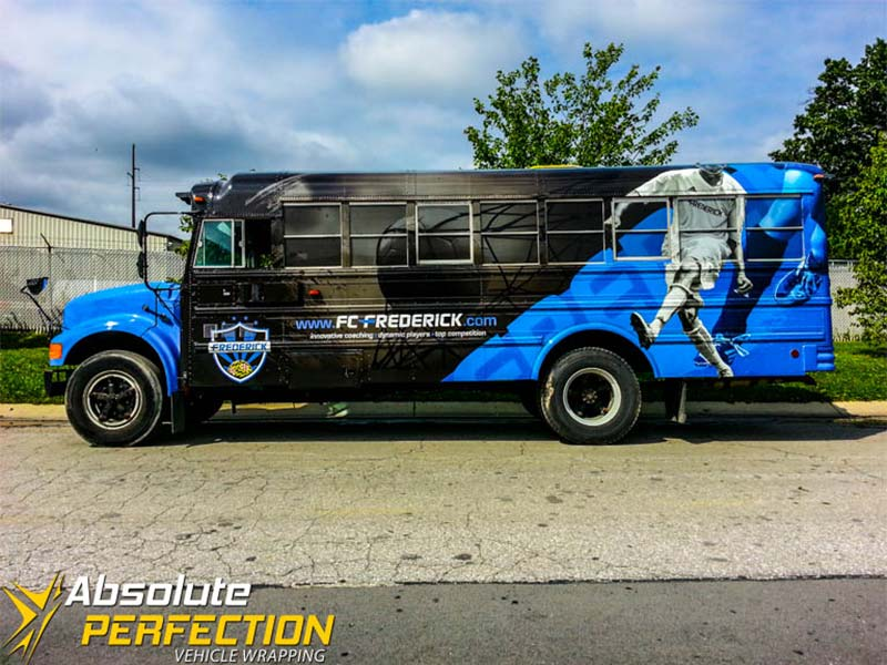 Vehicle Graphics - Bus Wrap - Absolute Perfection4
