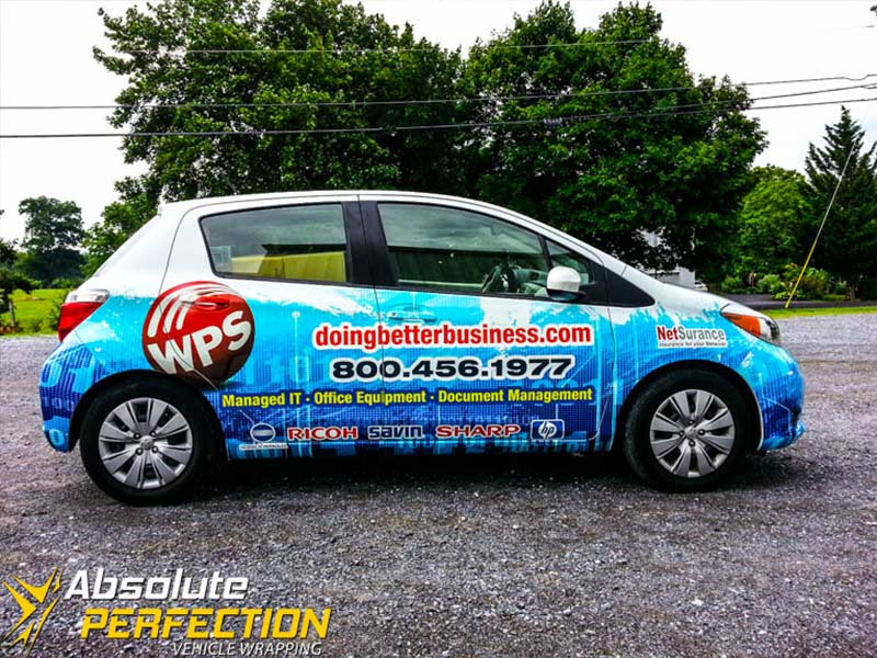 Vehicle Graphics - Car Wraps - Absolute Perfection