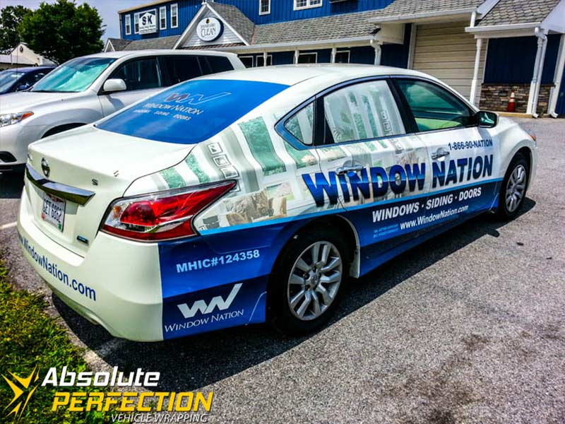 Vehicle Graphics - Car Wraps - Absolute Perfection2