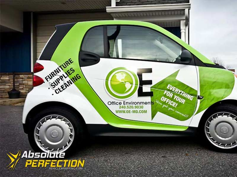 Vehicle Graphics - Car Wraps - Absolute PerfectionResized