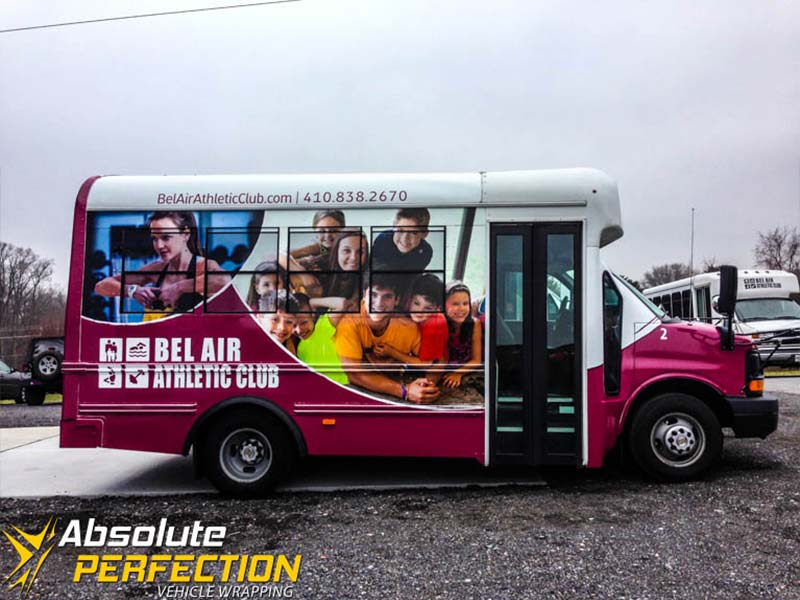 Vinyl Graphics - Bus Wrap - Absolute Perfection3