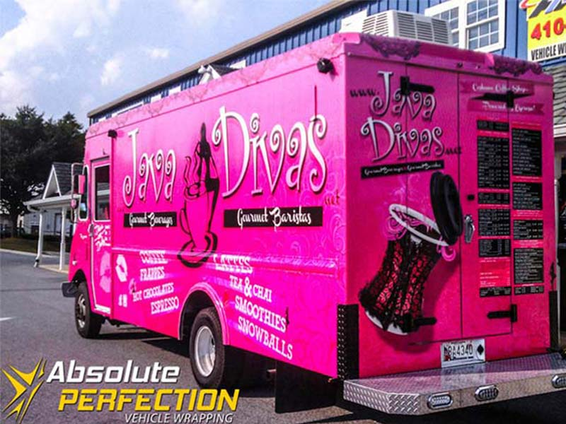 Custom Graphics - Truck Wraps - Absolute PerfectionResized