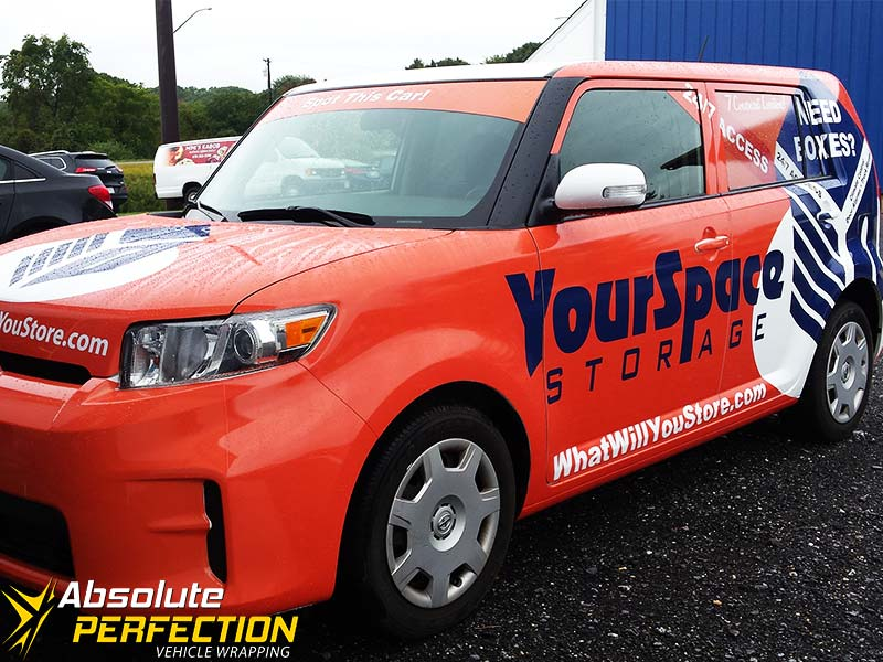 Vehicle Graphics - Car Wraps - Absolute Perfection5