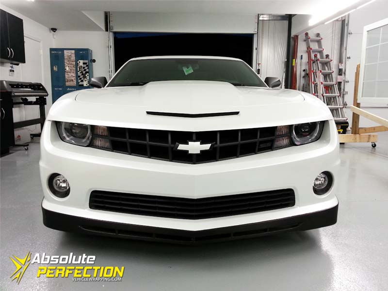 Matte Wrap - Vehicle Wrapping - Absolute Perfection10