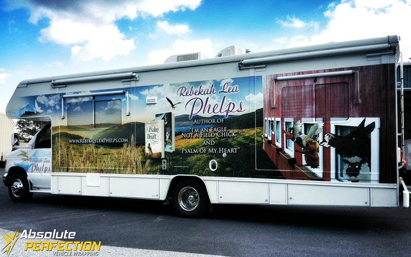 Rebekah Lea Phelps RV Wrap Absolute Perfection Vehicle Wrapping (5)