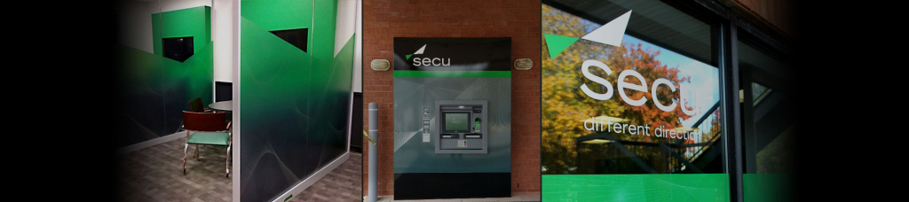Absolute-Perfection-Applied-Graphics-Commercial-Graphics-SECU-Window-Graphics-Custom-Frost-ATM-Wrap-