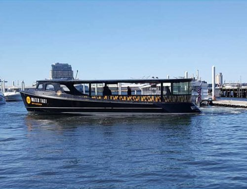 Absolute Perfection Wraps The New Baltimore Water Taxi