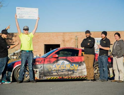 AP Wins USSC Convention Vehicle Wrap Master Again!