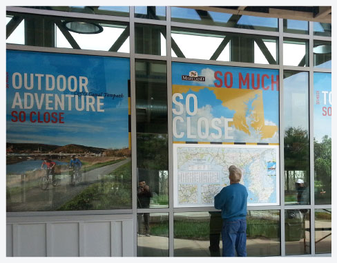 AP-Commercial-Graphics-Retail-Signage-Maryland-Visitors-Center