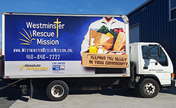 advertising vehicle wraps