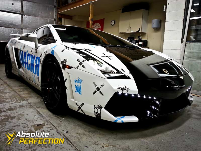 Vehicle Decals - Car Wraps - Absolute Perfection2