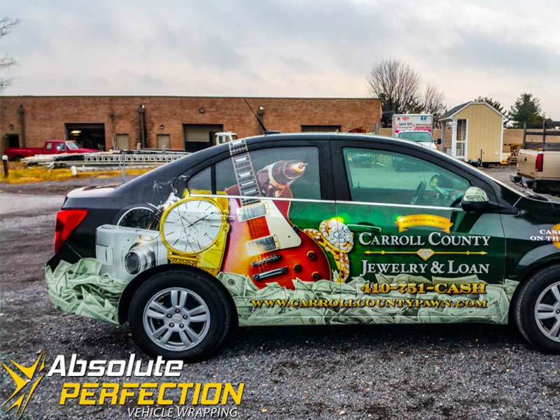 Vehicle Graphics - Car Wraps - Absolute Perfection4