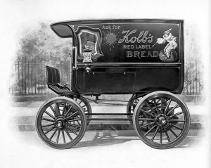 Kolbs Bread Vehicle Graphics