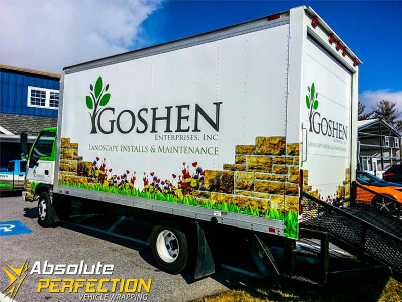 ... Vehicle-Wraps-Maryland-Box-Trucks-Trailers2 - Goshen Enterprises, Inc Box Truck Wrap - Laytonsville
