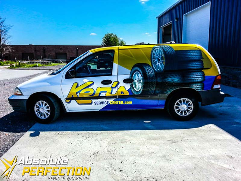 Vehicle Wrapping Amp Applied Graphics Carroll County Md