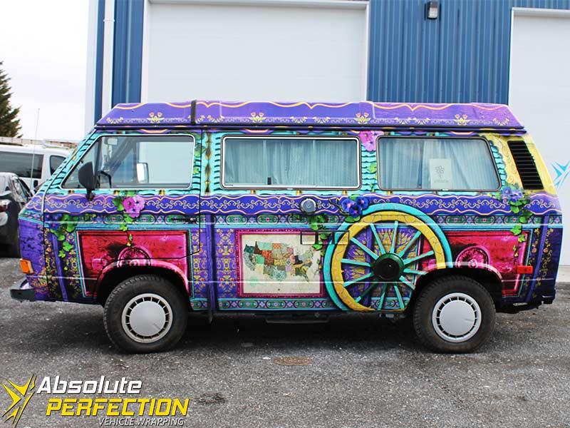 Padmas Gypsy Volkswagen4