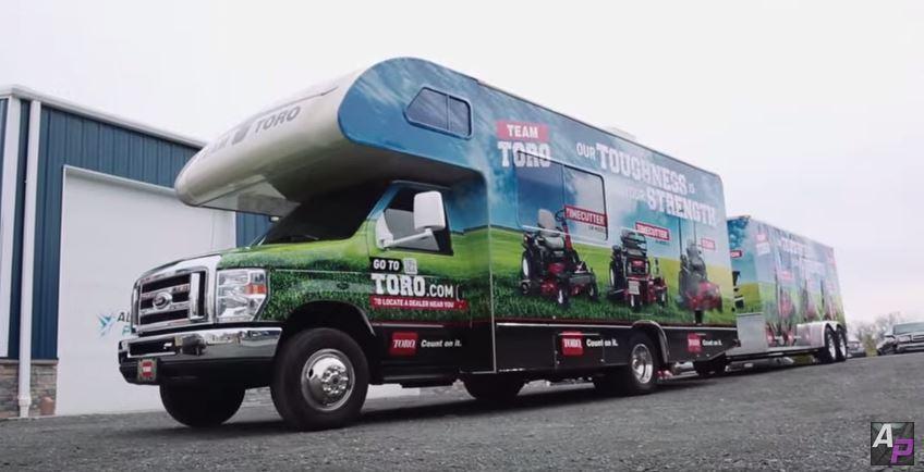Toro Truck Wrap Testimonial Absolute Perfection