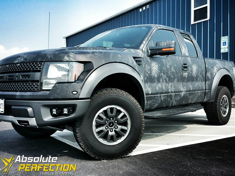 Ford-Raptor-Matte-Camo-Vehicle-Wrap-Absolute-Perfection