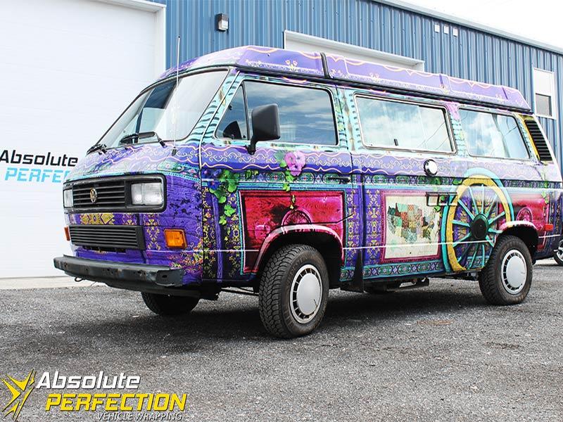 Padmas Gypsy 1987 Volkswagen Camper