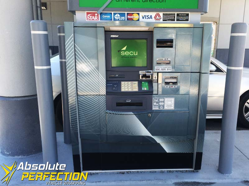 Secu Atm Design Amp Install Absolute Perfection Graphics