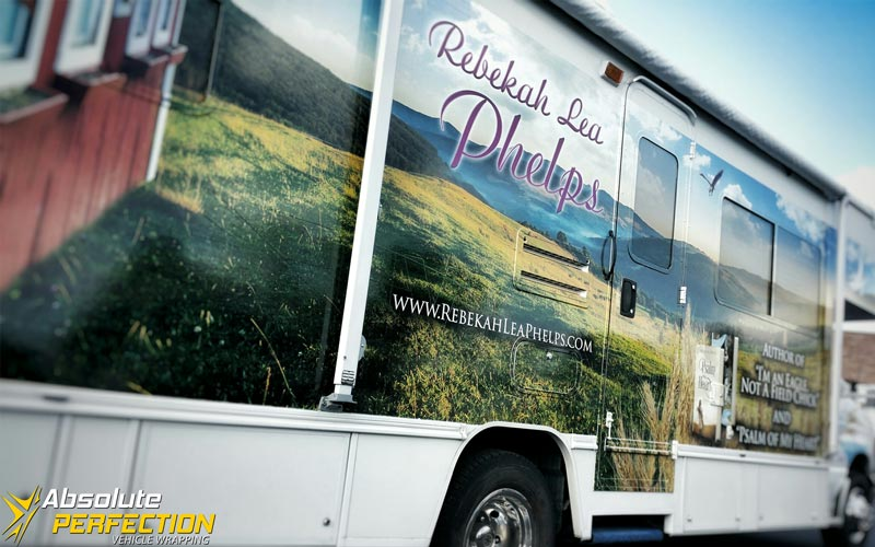Rebekah Lea Phelps RV Wrap Absolute Perfection Vehicle Wrapping (6)