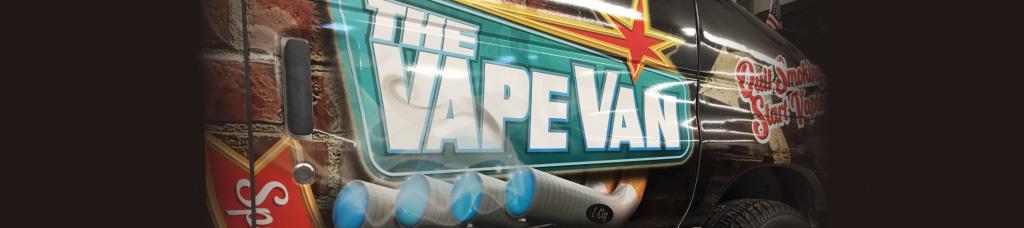 The Vape Van - Harbor Vapor