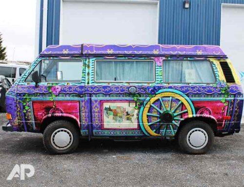 Padma's Gypsy 1987 Volkswagen Camper Van