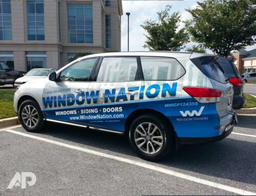 Window Nation Vehicle Wrap Glen Burnie Maryland
