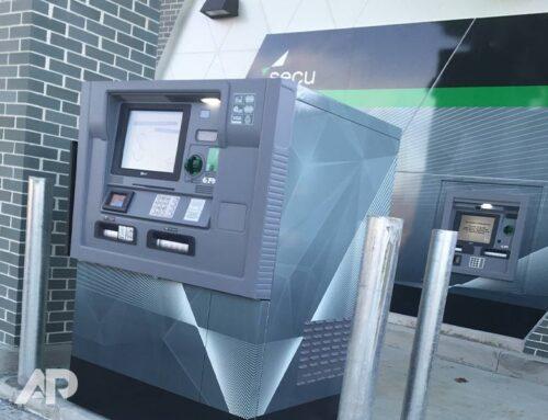 SECU ATM Design and Installation Anne Arundel County