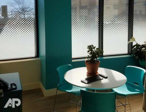Sunshine Dental Custom Window Film