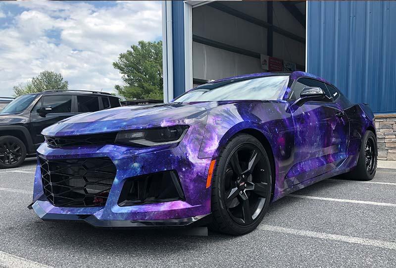 Top Rated North Carolina Color Change Wrap Shop Ap Graphics