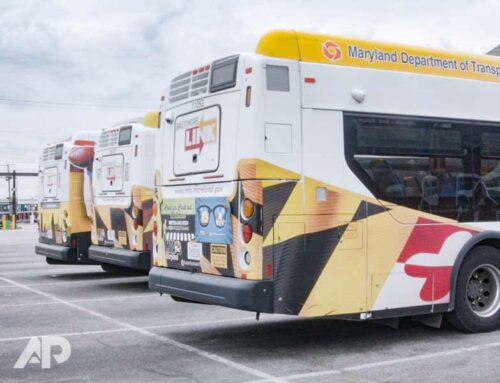Maryland Transit Administration (MTA) Fleet Wraps