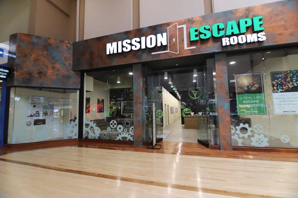 Case Study – Mission Escape Room in Maryland | AP Graphics