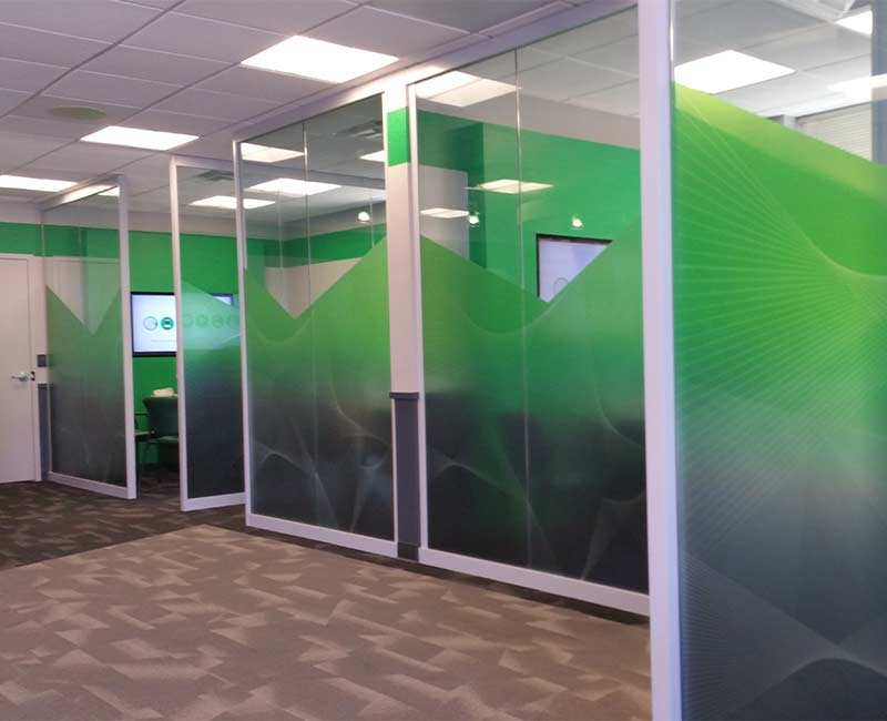 commercial[[ graphics decorative privacy window film