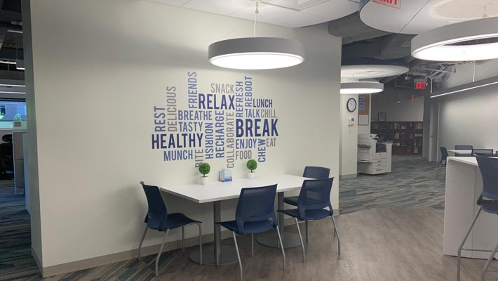 Owings Mills wall graphics company vinyl wall graphics