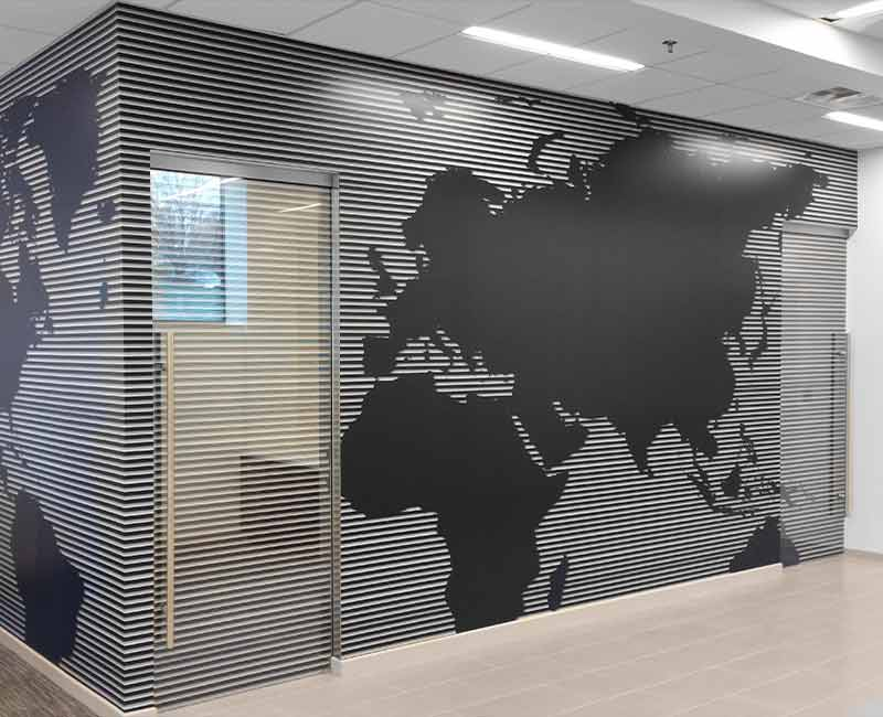 wall coverings mural graphics navy federal