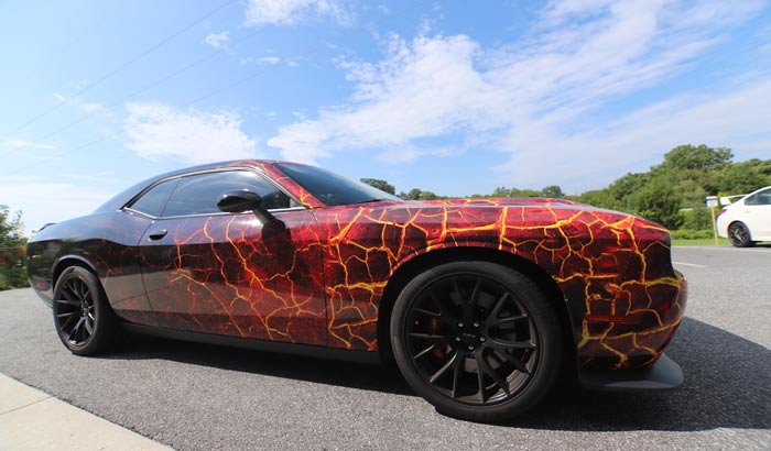 custom vehicle wraps in Rockville, MD