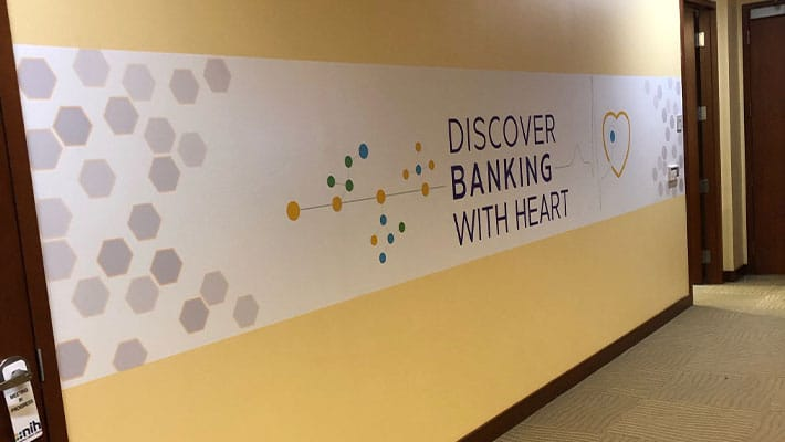 Columbia, MD wall graphics Update your Office Before Reopening