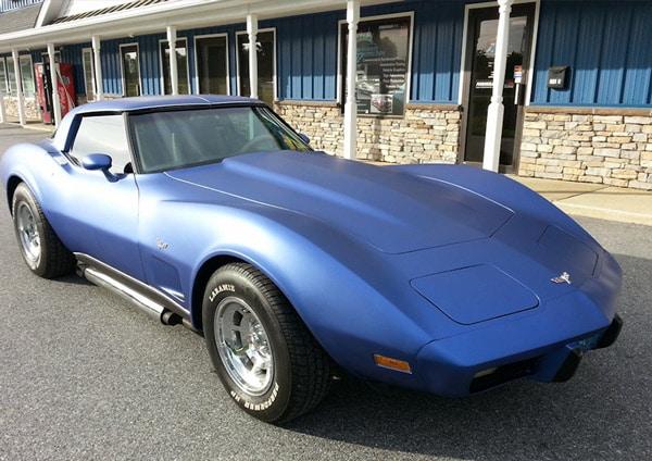 maryland-avery-dennison-vehicle-wrap-matte-metallic-blue-vehicle-wraps-maryland