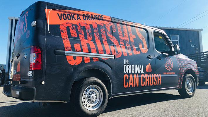 which fleet cargo van is best maryland cargo van graphics