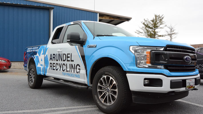 Maryland Fleet Graphics Request for Information fleet graphics RFI maryland