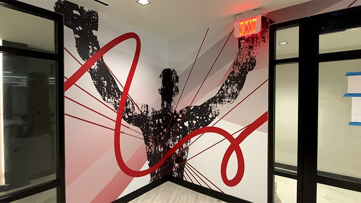 Maryland wallpaper installer in DC