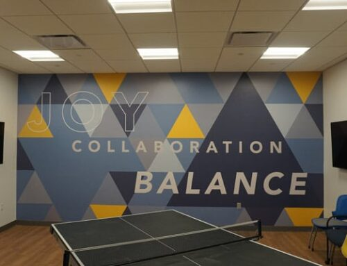 As Offices Reopen, it's Time to Rebrand Your Space